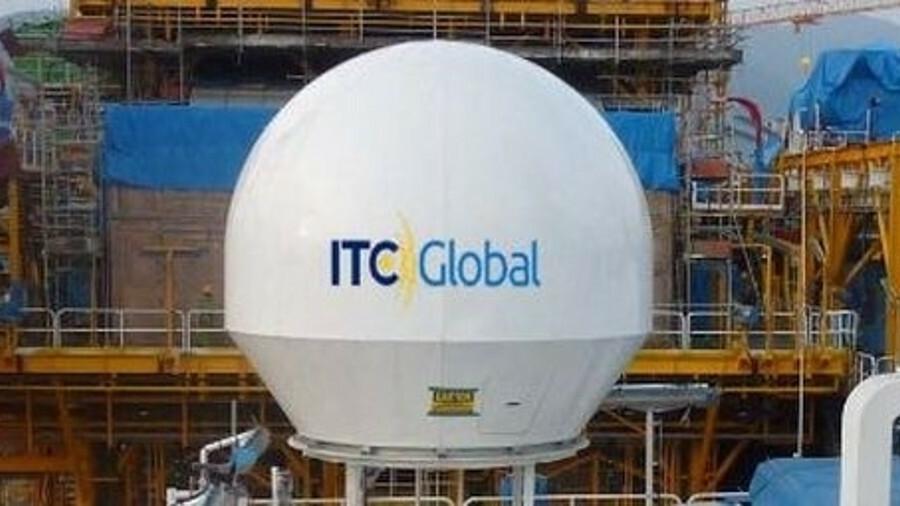 ITC Global offers VSAT connectivity to shipping, cruise ships, offshore vessels and naval ships