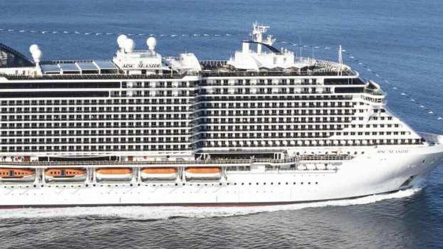 MSC Seaside broke the maritime VSAT record using Intelsat EpicNG coverage and Marlink's VSAT in Dece