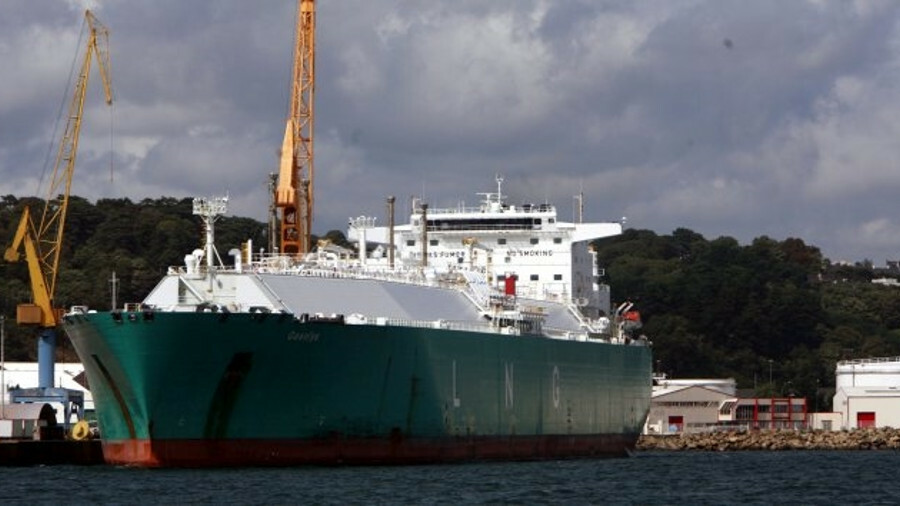 Gaselys LNG is laden and bound for the US from the UK's Isle of Grain LNG facility, according to AIS