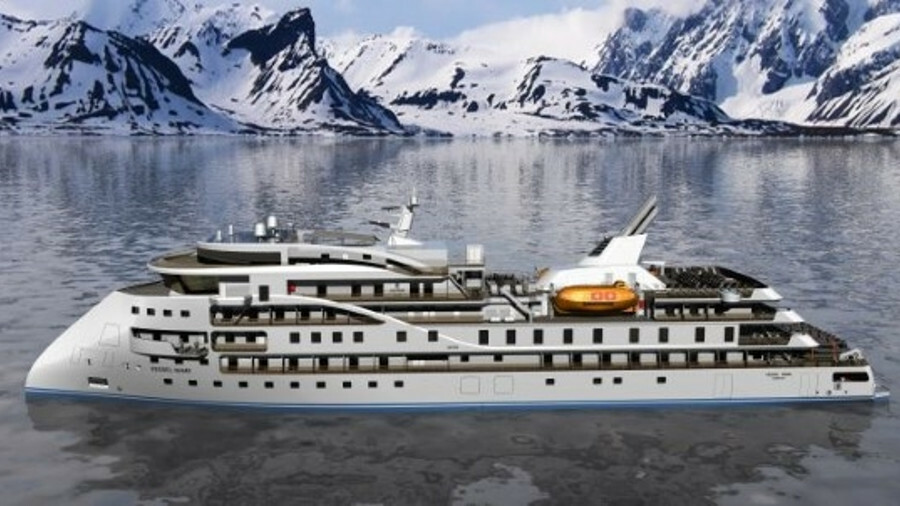 Expedition cruise ships – the yards leading the surge