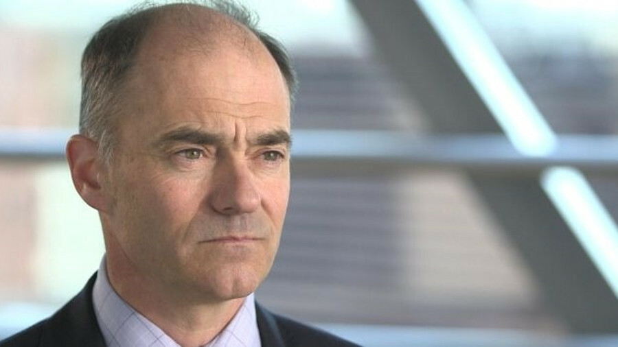 Rolls-Royce CEO Warren East says that reduced demand for offshore products and services has harmed t