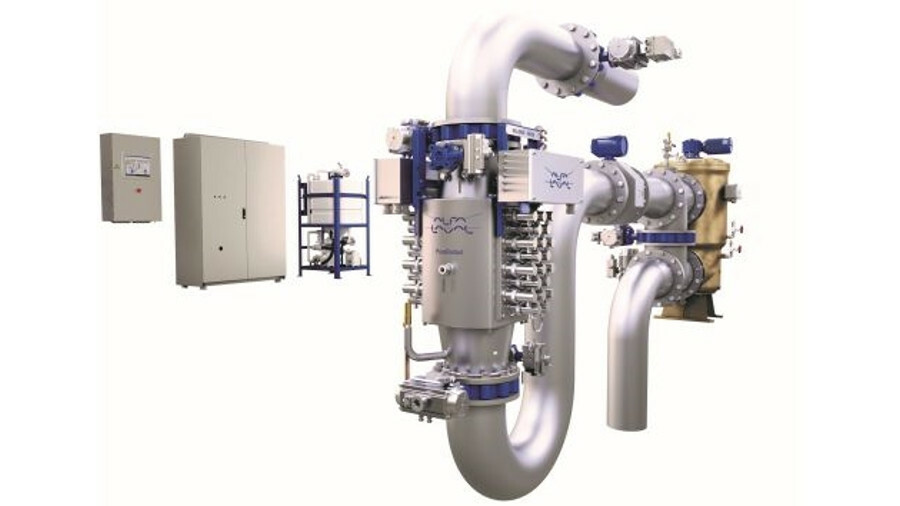 Alfa Laval PureBallast 3.1 for large-flow ballast water treatment systems