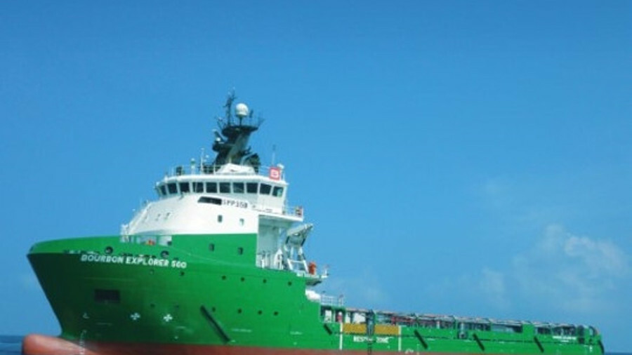 Bourbon is testing remote monitoring of a DP system on an Explorer 500-series vessel