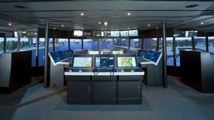 The Simwave Maritime Centre of Excellence in Barendrecht, Rotterdam is now fully operational