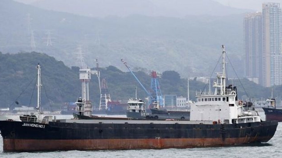 Riviera News Content Hub Ship Sinks Seafarers Lost In East China Sea