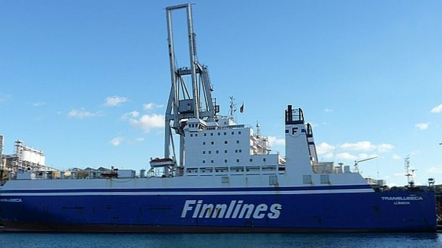 Finnlines has purchased a Grimaldi ropax in response to growing demand