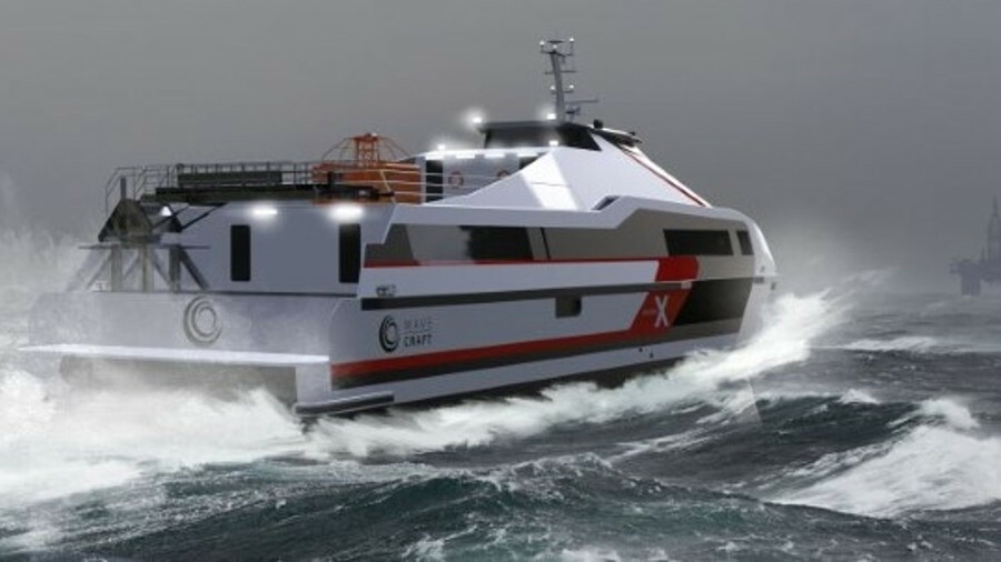 The Voyager 38 X is designed to deliver high speed transits with excellent seakeeping, comfort and f