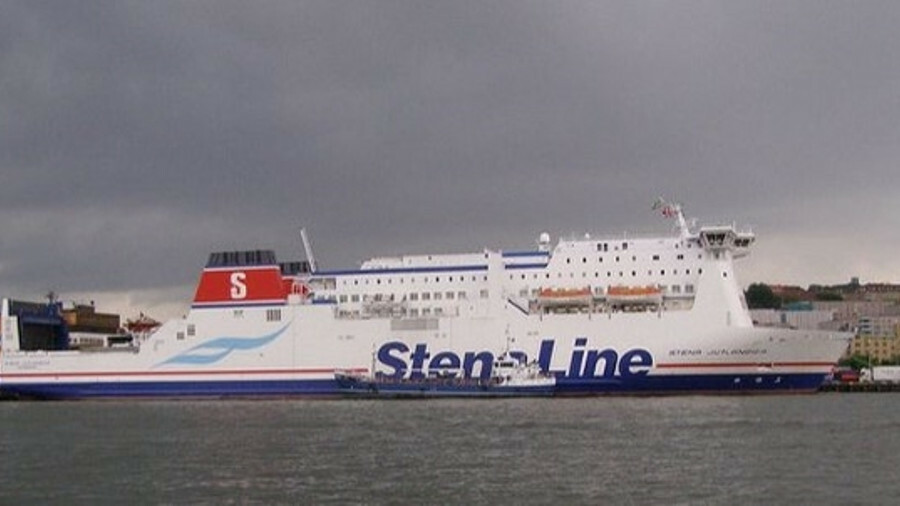 Stena Line is installing batteries on Stena Jutlandica – and others in the fleet could follow (credi