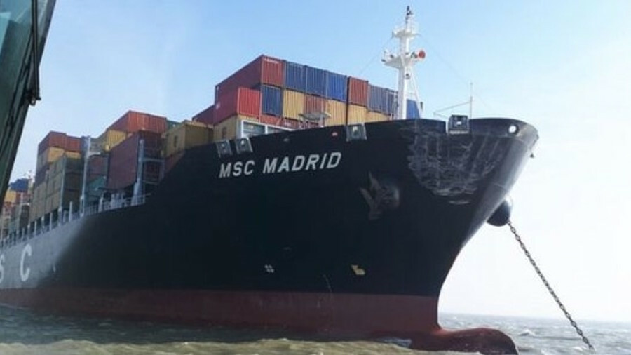 Riviera Maritime Media - News Content Hub - Container ships in
