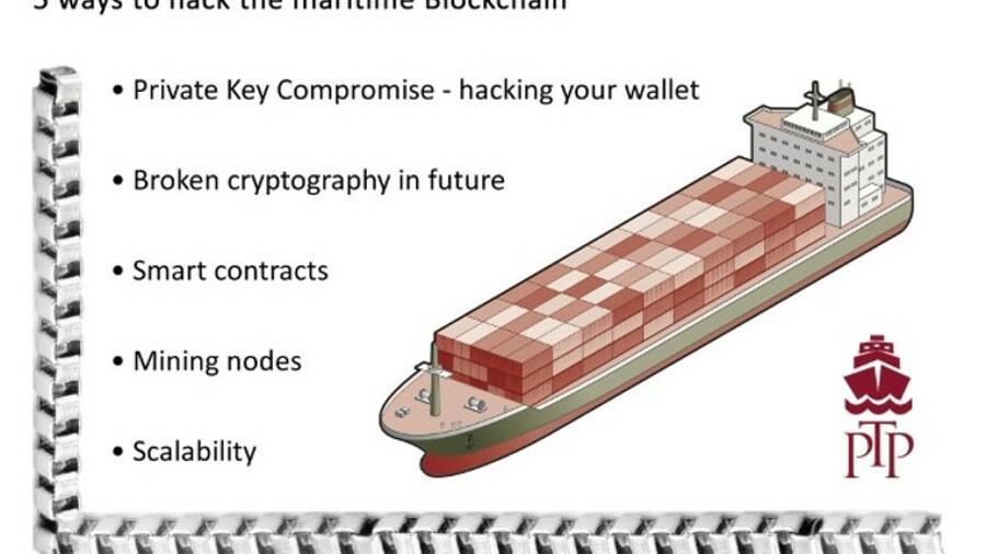 Blockchain is not the silver bullet for cyber security