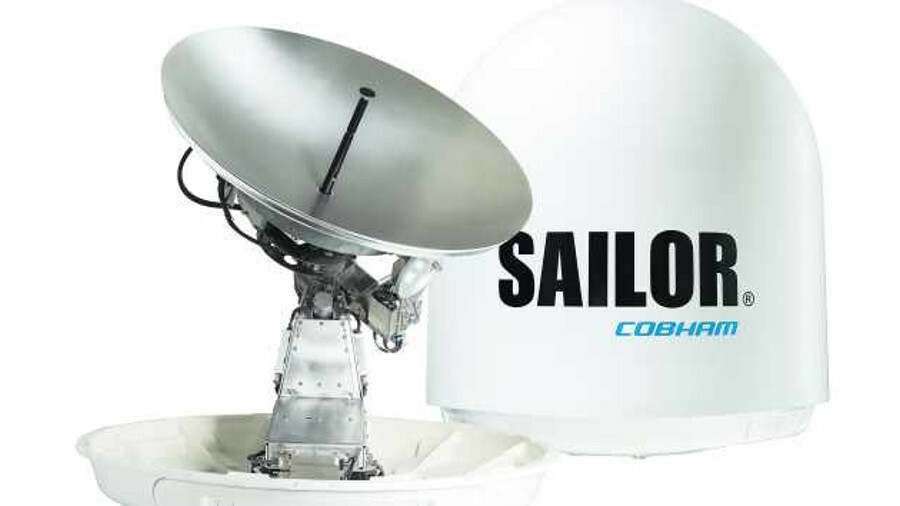 Faster VSAT installation drives fleet digitalisation