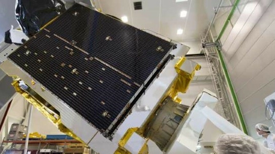 Airbus built and tested Telesat 12 Vantage satellite that was commissioned in 2016