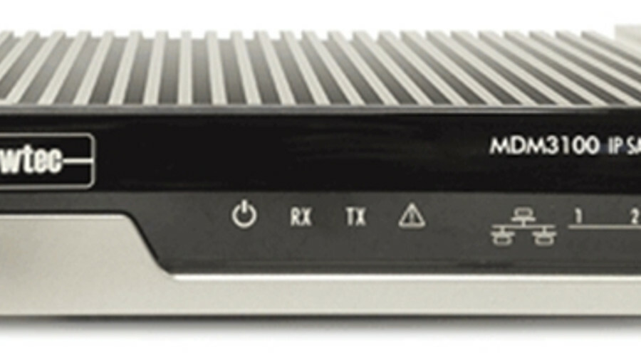 Newtec modem technology is advancing for maritime HTS services