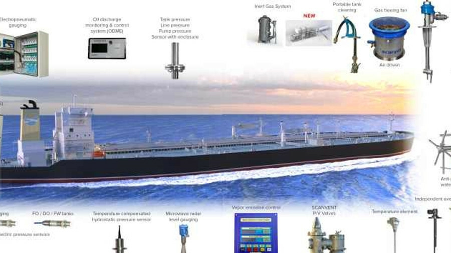 Integrating tank monitoring, control and automation