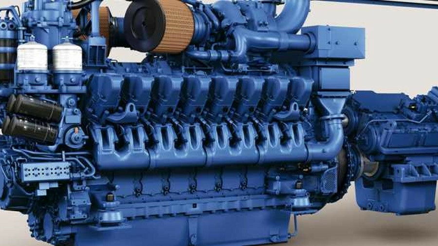MTU claims Series 4000 engines with SCR have 75% lower nitrogen oxides emissions than Tier II versio
