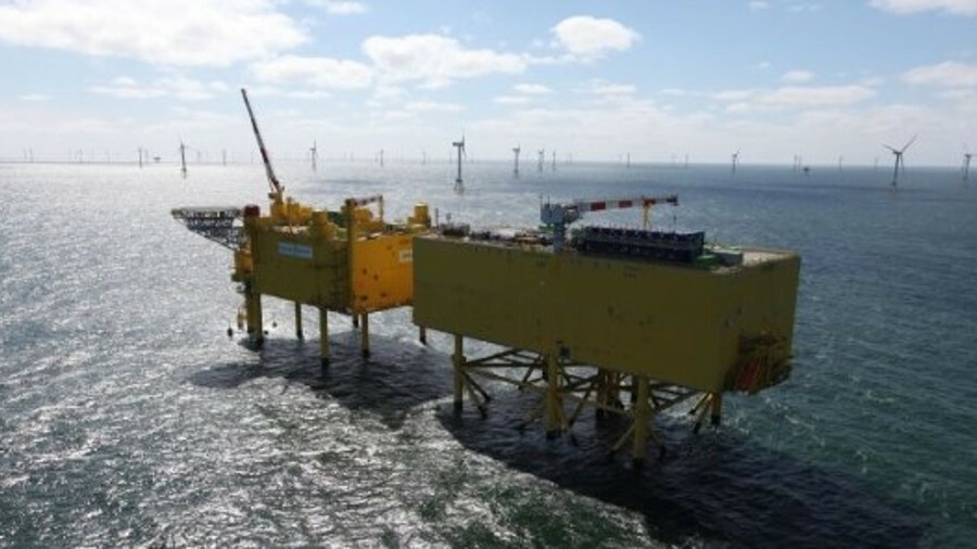 New ways of connecting offshore windfarms to the grid are being developed in several European countr
