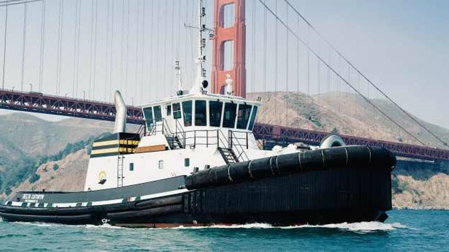Rolls-Royce is supplying hybrid systems for a tug ordered by Baydelta Maritime