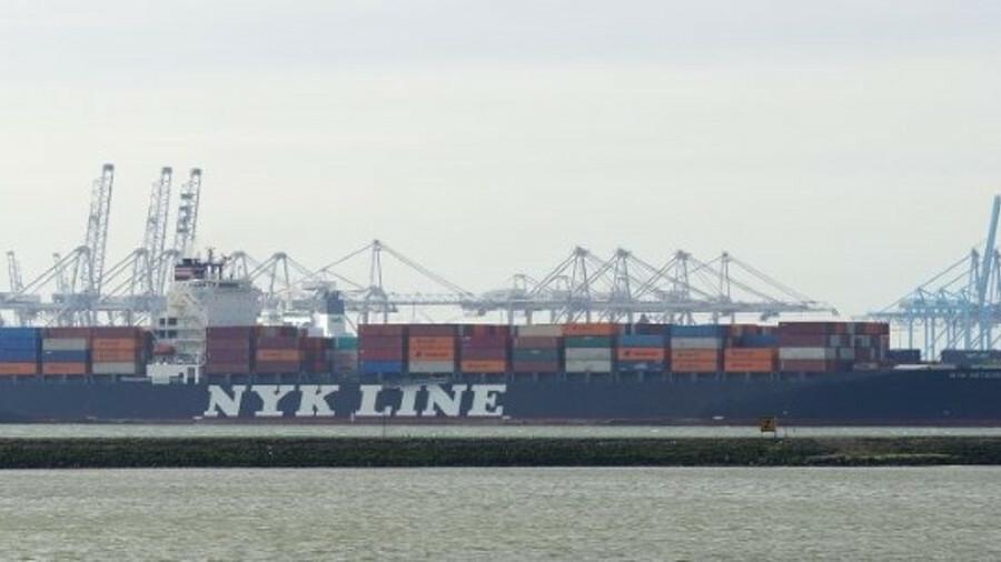 Having combined their box operations as ONE, NYK, MOL and K Line are at now at number six in the glo