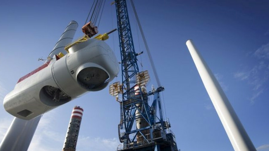 Building offshore windfarms in the Baltic would provide energy security, fuel clean growth and creat