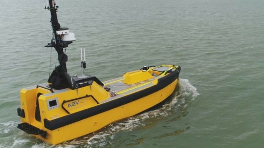 Autonomous surface vessels such as ASV Global's C-Worker 7 can help to reduce the cost of operations