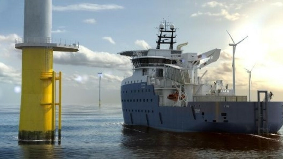 The partners in the Nexus project want to develop a service operation vessel design that is 20% more