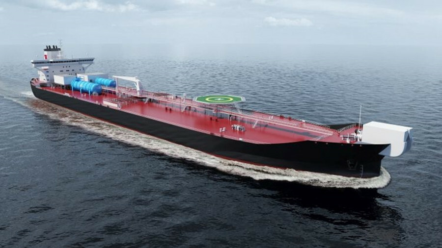 Aframaxes and Suezmaxes extend LNG-fuelled tanker envelope