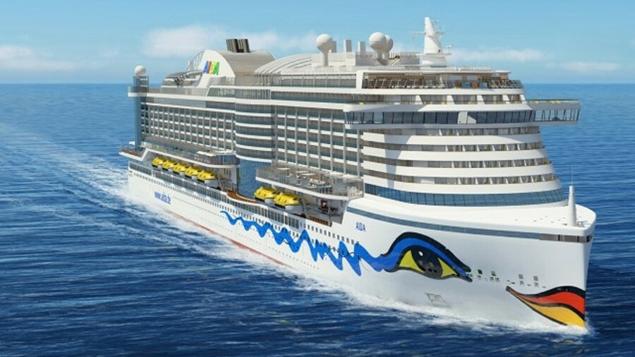 AIDA Cruises is preparing to put the world's first LNG-powered cruise ship into service later this y