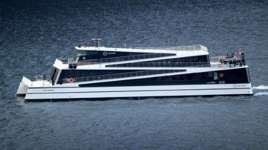Future of the Fjords is fully electric