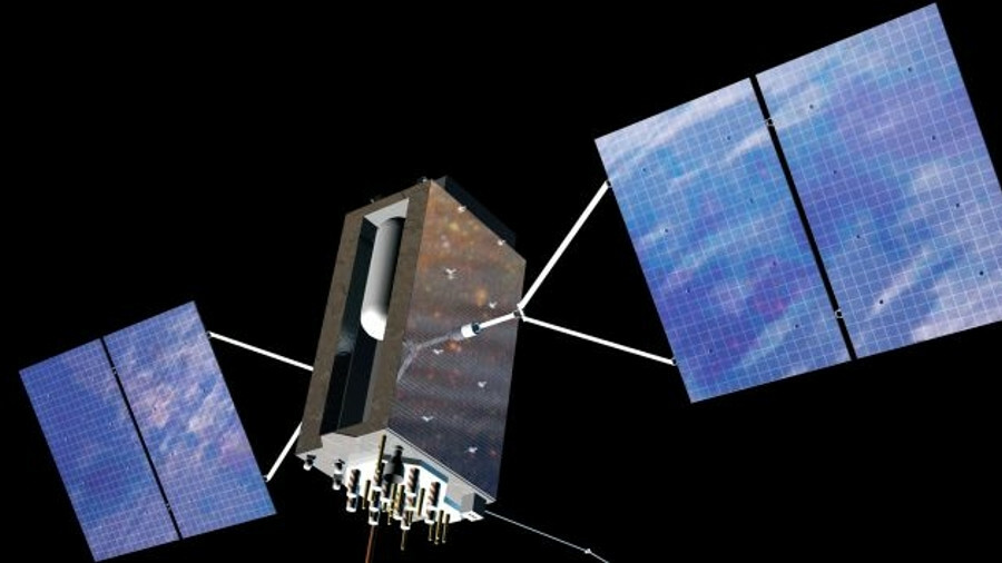 Signals from GPS satellites to ships can be jammed