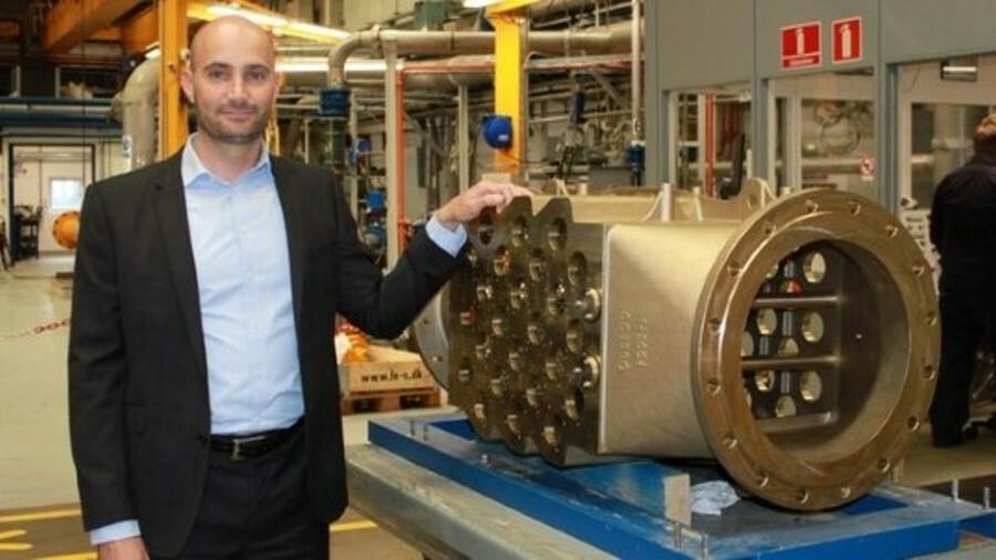 Ballast water - innovation