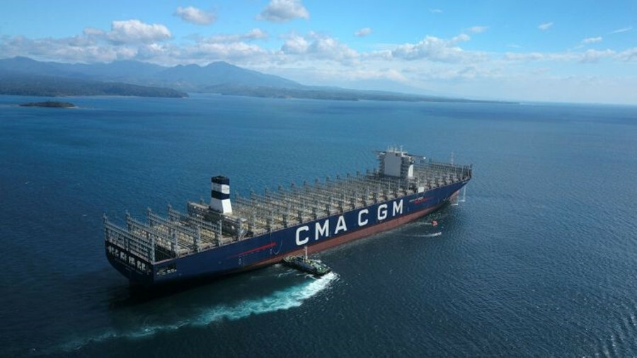 Wartsila is providing LNG-fuelled auxiliary gensets to CMA CGM's LNG newbuilds