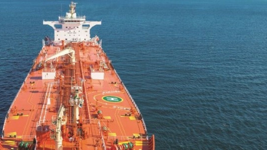 AET's Eagle Pariaba is a DP2 Suezmax shuttle tanker similar to the four on order (image source: AET)
