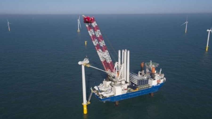 Jan de Nul is undertaking a growing volume of work in the offshore wind energy industry