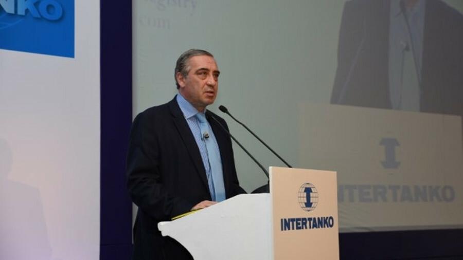 Nioklas Tsakos (Intertanko): A speed reduction of 20% would be sufficient to meet sulphur cap requir