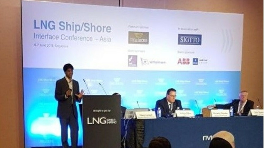 Mangesh Patankar (Wood Mackenzie): Chinese imports of LNG have grown at an annual rate of 12M tonnes