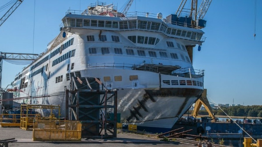 Koja Marine provided a variable air volume system to make Tallink-operated Megastar's HVAC solution