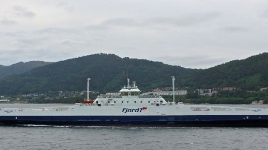 Fjord1's conversion of Fannefjord paved the way for its use of batteries in other ferry projects
