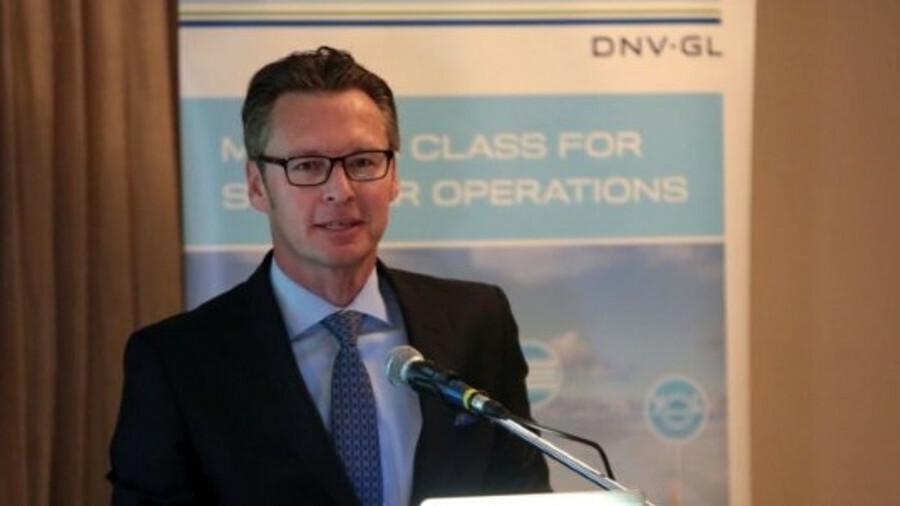 Knut Ørbeck-Nilssen (DNV GL): Cyber secure class notations offer ship operators a framework to impro