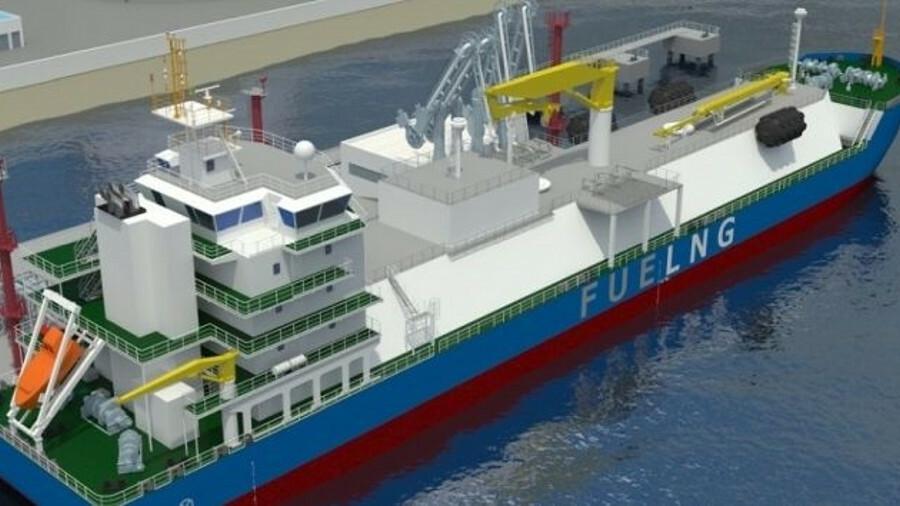 Riviera Maritime Media - News Content Hub - FueLNG orders