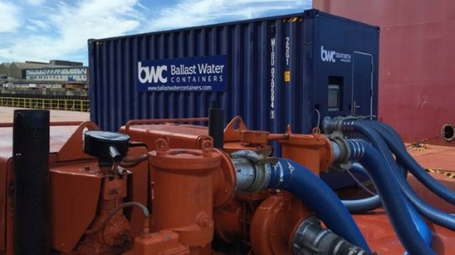 Ballast water systems for OSVs - sector update