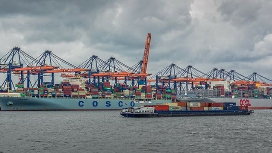 COSCO head and shoulders above Ocean Alliance partners with OOCL merger