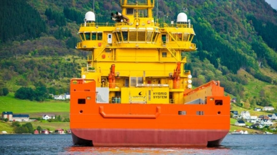 Viking Princess's new energy storage system can offer fuel savings of up to 30% per year (credit:Wär