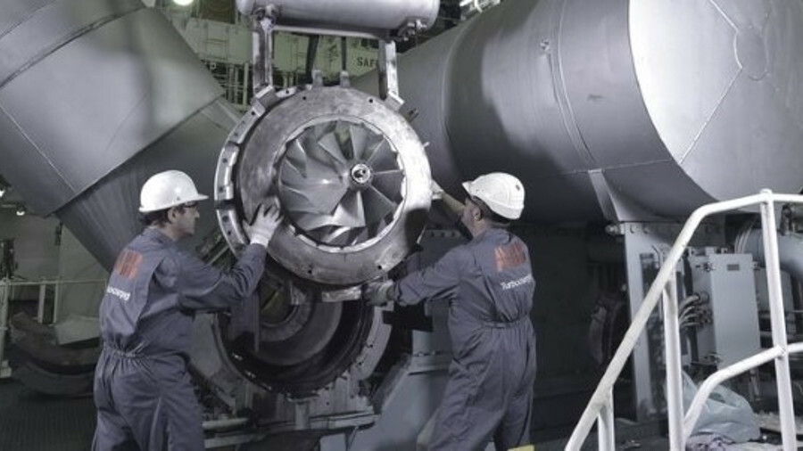 Turbocharger overhauls can make a significant difference to engine performance (credit: ABB)