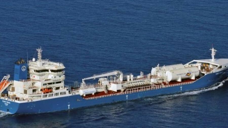 Fure Vinga takes on bio gas fuel in Gothenburg