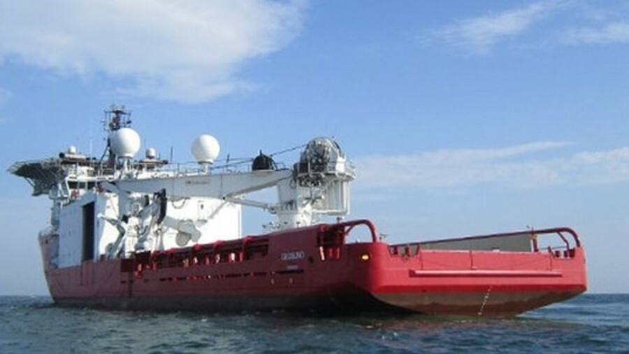 One of the contracts will see Geosund undertake work in the UK with 'a major North Sea operator'