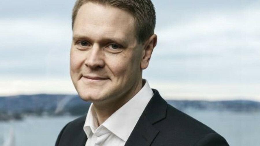 "Harald Solberg: ""in years to come, resources in the ocean will be particularly important solutions t"
