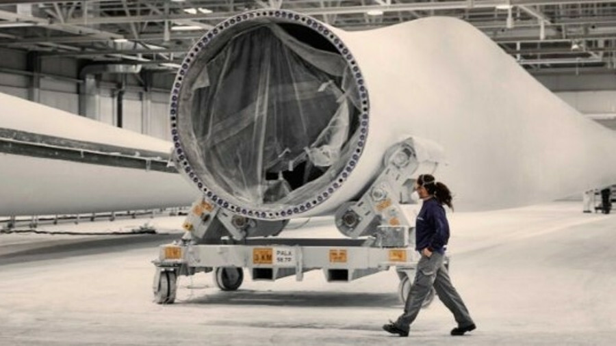 LM Wind is recruiting personnel for its offshore wind blade manufacturing facility in Cherbourg