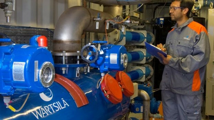 Wärtsilä submitted a US Coast Guard type-approval application for its Aquarius EC BWMS in April 2018