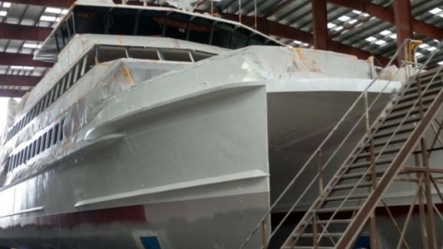US fast ferry operator Seastreak has embarked on a multi-million dollar investment, including a new