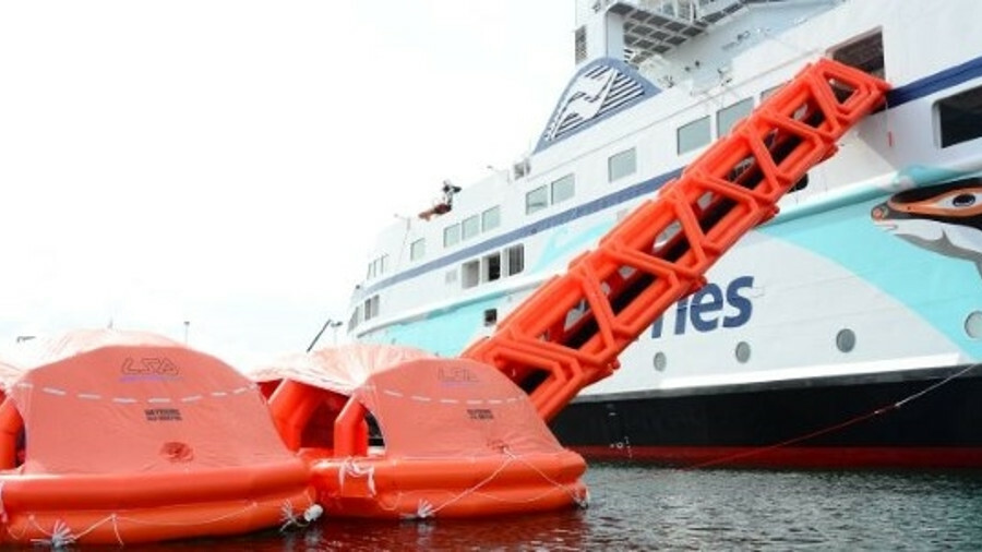 LSA's MES system has been used on BC Ferries' Spirit-class vessels as part of a standardisation driv